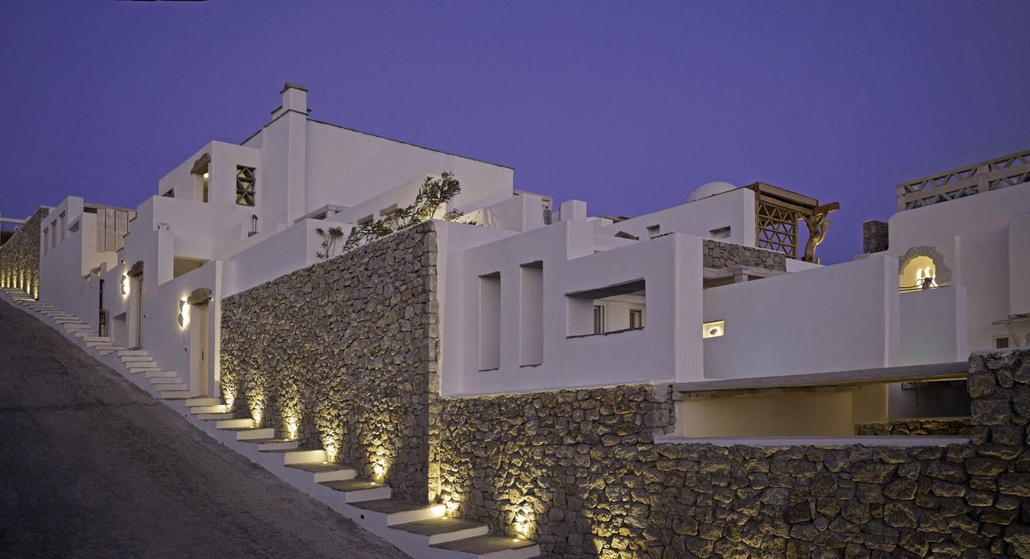 Hotel Exterior: KENSHŌ Luxury Hotel In Mykonos