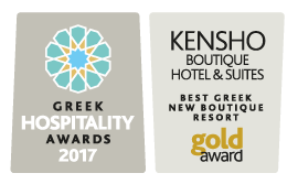 Best Greek New Boutique Resort